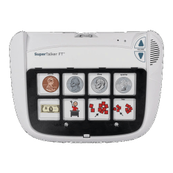 SuperTalker FT  | Accessibility Device | Disability Adapted | People with Disabilities | Assistive Technology | Disability Service | Motor Impairments | 10000031