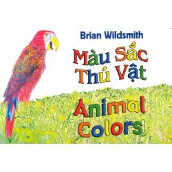 Brian Wildsmith's Animal Colors | Vietnamese - Tiếng Việt English | Bilingual Board Book | Raise Bilingual Kids | Teach Kids Vietnamese - Tiếng Việt