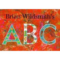 Brian Wildsmith's ABC Board Book | English Board Book | English Alphabet Letters | English ABCs