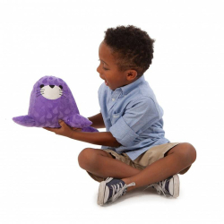Shui, Spotted Seal Plush Toy | Stuffed Animal | Japanese Culture | Gifts for Kids | Toys for Kids | Multicultural Toys | Worldwide Buddies