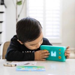 German - Deutsch Audiobook Player for Kids | Lunii - My Fabulous Storyteller | German Audio Books for Kids | German Audio Stories for Childrens | Audio Player