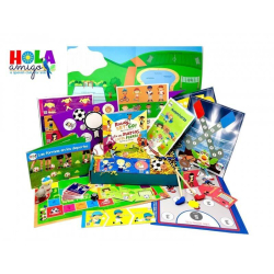 Spanish Activity Pack   Sports/Los Deportes - Early Learner Box   Spanish for Kids   Early Learning Activity Pack   Bilingual Education   Language Learning Market
