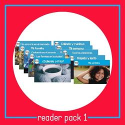 Spanish Book Set #1 | Set of 10 Non-Fiction Books | Spanish Books for Kids | Libros para Niños | Bilingual Education | Teach Kids Spanish - Español | Language Learning Market