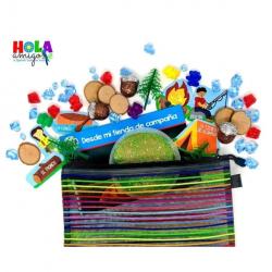 Camping Spanish Sensory Kit | Sensory Activities | Spanish for Kids | Hands-on Activities | Sensory Curriculum | Bilingual Education | Language Learning Market