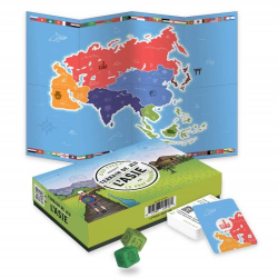 Geography Games | Terrain de jeu : L'Asie | French Language Game | Asia Map and Quiz | Educational Games | Learn Geography in Français | Language Learning Market