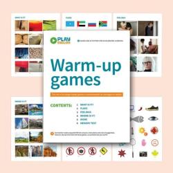 English Learning Game Set | Printable ESL Warm-up Games | Language Leraning Activities | ESL | Teaching Resources | Language Learning Market