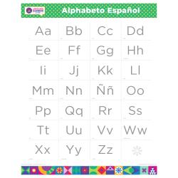 "SPANISH Alphabet Poster | Español | Learn Spanish Letters | Spanish ABCs | Printable | Preschool | Educational | Homeschool or Classroom Decoration | 16"" x 20"" | 8.5"" x 11"""