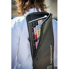 LogicGo Keyboard Bag | Keyboard Accesories | Protection for Keyboard | Handbag or Shoulder Bag for Keyboard | NANO Technology