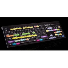 LogicKeyboard Ableton Live 10 Keyboard | Compatible with MacOS | International Keyboards | English Keyboard | Computer Keyboard | Typing | LK-KB-ABLT-AMBH-US