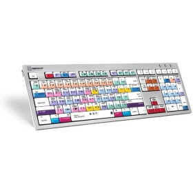 LogicKeyboard Alba Series - Adobe After Effects Keyboard   Compatible with Mac    International Keyboards    English Keyboard   Computer Keyboard   Typing