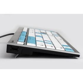 Trio Enterprise Attendant Telecom Keyboard   Compatible with Windows   International Keyboards   English Keyboard   Computer Keyboard   Typing