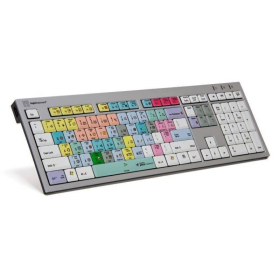 Maxon Cinema 4D Studio - Slim Line PC keyboard | International Keyboards | English Keyboard | Computer Keyboard | Typing