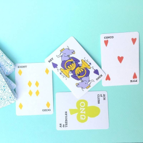 Spanish + English Playing Cards   Language Learning Games   Learn Numbers in Spanish   Games for Bilingual Children   Dual Language Cards   English - Spanish / Español   Language Learning Market