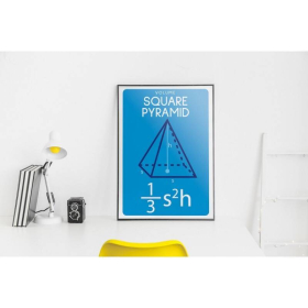 VOLUME FORMULAS set of 8 posters | 3D Geometry | 3D Shapes | Educational poster | Classroom Wall Art Poster | Printable | Digital download