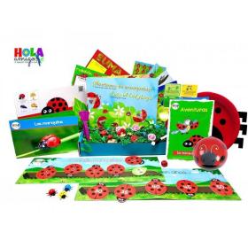 Spanish Activity Pack   Ladybugs/Las Mariquitas - Early Learner Box   Spanish for Kids   Sensory Activities   Bilingual Education   Language Learning Market