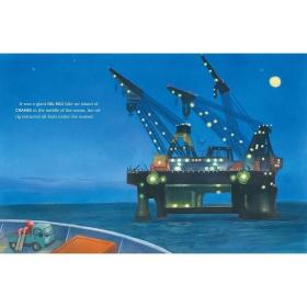The Little Red Crane | English Board Book | Children's Books | Construction Vehicles | Picture Book | Vocabulary Development | Cornelius Van Wright