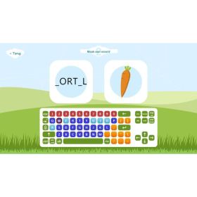 ABC Maestro- Kids Keyboarding Multilingual Tutor Software